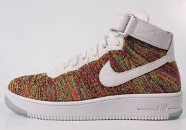 flyknit nike air force 1 multi color sneakernewscom air force 1 flyknit