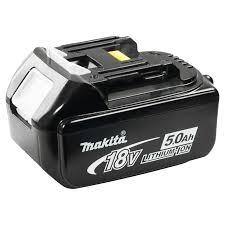 <b>Аккумулятор</b> BL1850B (<b>18В</b>, <b>5Ач</b>, индикатор заряда) <b>Макита</b>