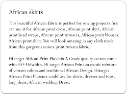 Clothing by pureafrikcan - issuu