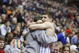 in pictures state wrestling day