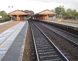 Tyseley railway station