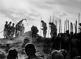 Image result for seven samurai film