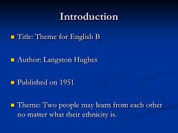 theme for english b  hunter fitzgerald  introduction title theme for english b