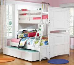 inspiring tween bedroom with space saving bunk bed trundle bed girls teenage bedroom