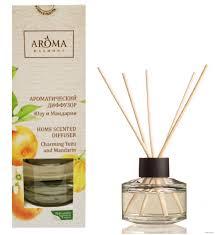 <b>AROMA HARMONY Диффузор ароматический</b> Юзу и Мандарин ...