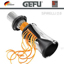 <b>Нож SPIRELLI</b> версия 2.0 для спиральной нарезки овощей, <b>GEFU</b> ...