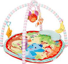 <b>Развивающий коврик BabyHit Play</b> Yard 1 Jungle: купить за 1649 ...