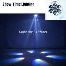 <b>SHOW TIME</b> led bee <b>beam</b> laser DJ 6X12W RGBW Bee Eye Moving ...