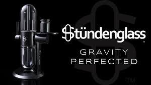 Glass Gravity <b>Hookah</b>   Stündenglass™ - Gravity Perfected