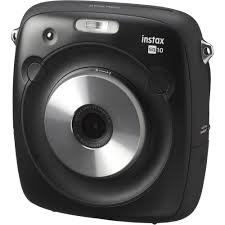 Купить цифровой <b>фотоаппарат Fujifilm INSTAX SQUARE</b> 10 black ...