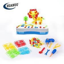 China Newest Building <b>Toys</b> 3D <b>Puzzle Educational</b> Mosaic <b>Puzzle</b> ...