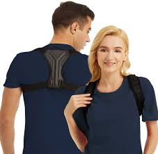 <b>Back</b> Posture <b>Corrector</b> XL Straightening Correctness Ultra-thin ...
