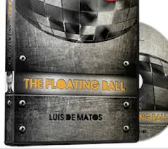 The Floating Ball (<b>DVD</b> and <b>Gimmick</b> for Ball) by Luis De Matos ...