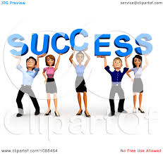 clipart successful w clipartpanda clipartfest executive team 3d successful