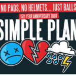 <b>Simple Plan</b> release Live in Anaheim: full show from <b>No</b> Pads 15th ...