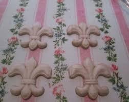 fleur de lis wood furniture appliques set of 4 appliques for furniture