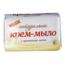 <b>Крем</b>-<b>мыло Невская</b> косметика натуральное, с протеинами шелка