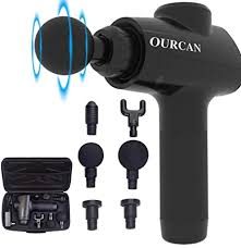Ourcan Massage Gun, Back Massager Handheld ... - Amazon.com