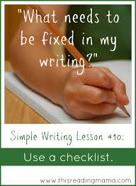 Simple Writing Lesson   TRM This Reading Mama
