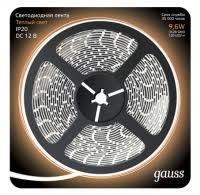 <b>Лента светодиодная Gauss LED 312000110</b> 2835/120-SMD IP20 ...