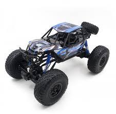 <b>Радиоуправляемый краулер MZ</b> Blue Climbing Car 1:10 - <b>MZ</b>-2837-B
