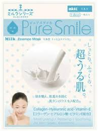 <b>Sun Smile Pure Smile</b> Milk Essence Mask Mk01: Amazon.co.uk ...