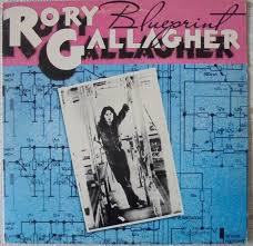 <b>Rory Gallagher Blueprint</b> Vintage LP | Rory gallagher, Vinyl music ...