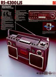 | National Panasonic RS-4300LJS | 1978 | Stereo <b>Radio</b> Recorder, 4 ...