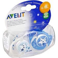 <b>Пустышка</b> Avent Ночная (6-18 месяцев) - « Соска-<b>пустышка</b> Avent ...