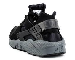 nike air huarache black grey 4 black grey nike air