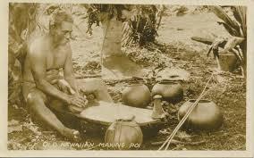 「hawaian making poi」の画像検索結果