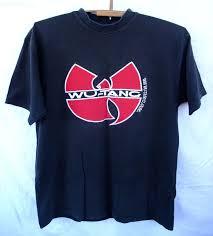 free shipping 90s <b>Wu</b>-<b>Tang</b> 1996 <b>Wu Wear</b> shirt tshirt hip hop rap ...