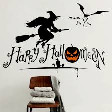 halloween gallery wall decor hallowen walljpg full size of decoration best diy halloween party decor halloween theme wall decal sticker vinyl