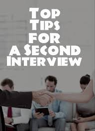 second interview questions how to prepare