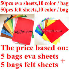 Online Shop 100PCS/<b>LOT</b>,50pcs <b>1mm</b> EVA foam sheets+50pcs ...