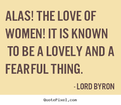 George Lord Byron Quotes. QuotesGram via Relatably.com