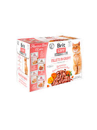 <b>Brit Care Cat</b> Pouches FLAVOUR BOX – Brit