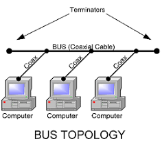 network troubleshooting and resource site for school it staff    bus topology