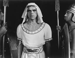 Image result for images of boris karloff as imhotep