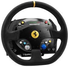 <b>Руль Thrustmaster TS-PC</b> Racer Ferrari 488 Challenge Edition ...
