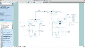 component  electrical diagram software  electrical drawing    electrical drawing software diagram  full size