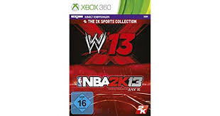 The 2K <b>Sports</b> Collection (NBA 2K13 / WWE 13) [German Version ...