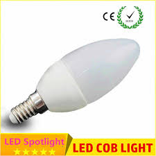 <b>1pcs</b> E14 <b>Led</b> Candle Energy Saving <b>Lamp Light</b> Bulb Lampada ...