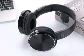 Bluetooth Headset <b>Head Mounted</b> Noise Reduction <b>Wireless 450BT</b> ...