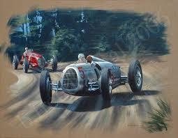 Blog de club5a : Association Audoise des Amateurs d'Automobiles Anciennes, DIVERTISSEMENT AUTO - LES PEINTRES ET DESSINATEURS DE L'AUTOMOBILE...
