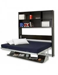 opened horizontal murphy bed desk with vertical shelving alluring murphy bed desk