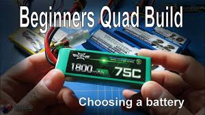 <b>Quadcopter</b> Building for Beginners: How to choose a <b>LIPO Battery</b> ...