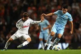 Swansea City 2-3 Manchester city : Man City débutent bien 2014