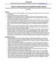 credit analyst   linkedinbrian guffey resume  default litigation specialist and mediation credit analyst