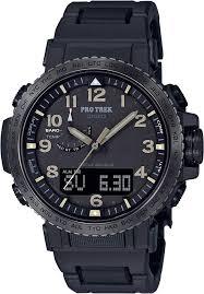 <b>Мужские</b> наручные <b>часы Casio</b> PRW-50FC-1ER кварцевые